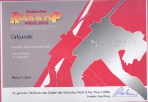 beste Skaband 2006 Schrumpfbild